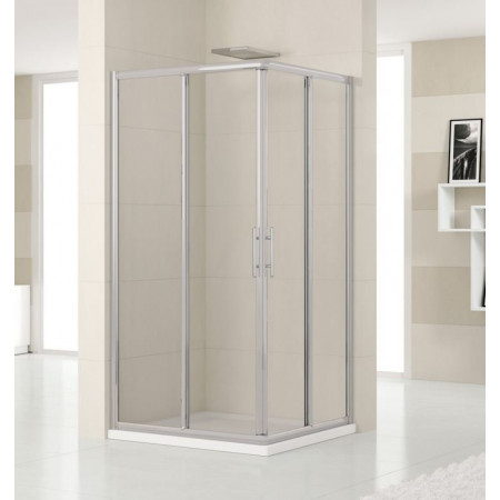 Novellini Lunes 720mm Corner Entry Shower Enclosure