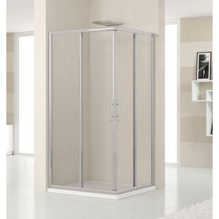Novellini Lunes 700mm Corner Entry Shower Enclosure