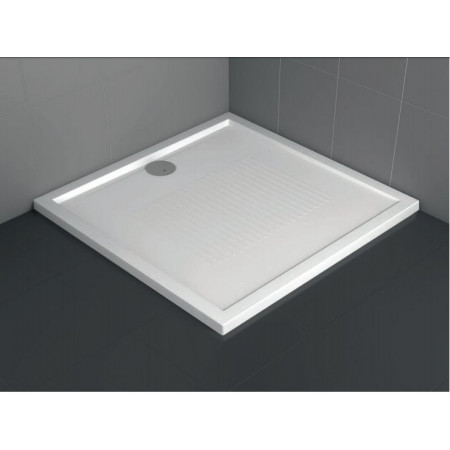 Novellini Olympic Square 45mm Shower Tray 900 x 900mm