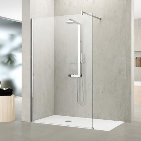 Novellini Shower Panel, Kuadra H 1200mm