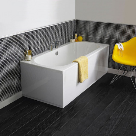 Otley Round Double Ended Bath 1800 x 800mm