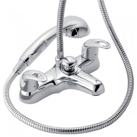 Pegler Taps, Izzi Bath & Shower Mixer | 4G4097