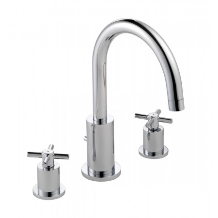 Pegler Xia 3 Hole Bath Filler | 4K8003