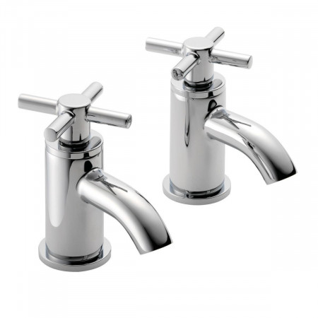 Pegler Xia Bath Taps (pair) | 4K8006