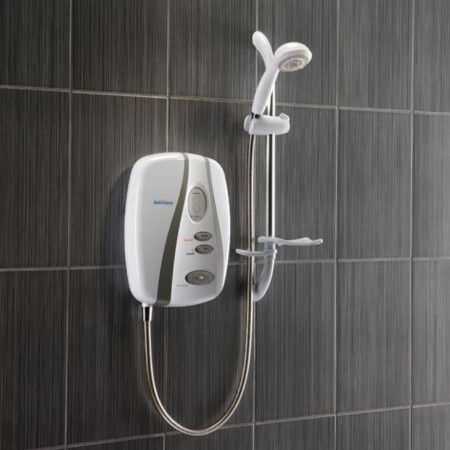 Redring Selectronic Premier Plus 10.8kw electric shower