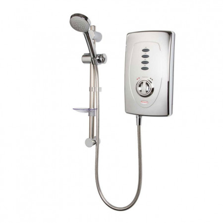 Redring Slimline 650 8.5KW Chrome Electric Shower
