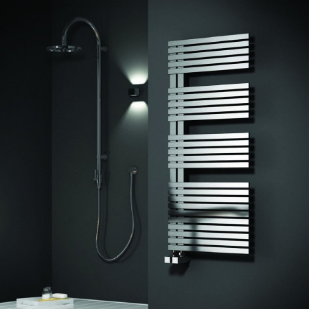 Reina Entice Stainless Steel Towel Radiator 1700 x 500mm