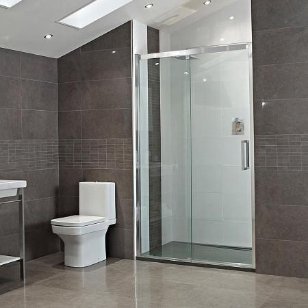 Roman Shower Enclosures