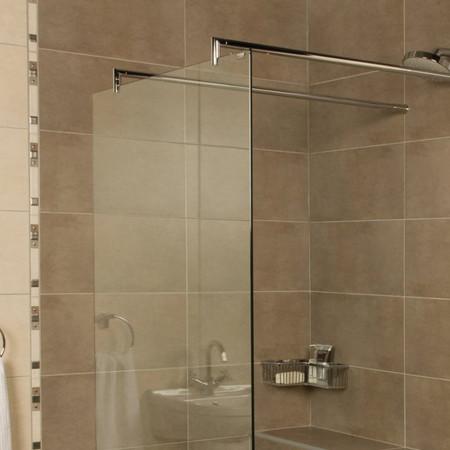Roman Embrace 1127mm Wetroom Linear Panel