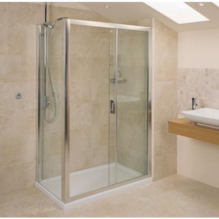 Roman Embrace 1200mm Sliding Shower Door