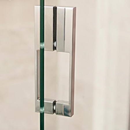 Roman Liberty Outward Opening Hinged Shower Door Hinged