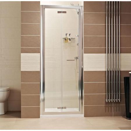 Roman Lumin8 1200mm Bifold Shower Door