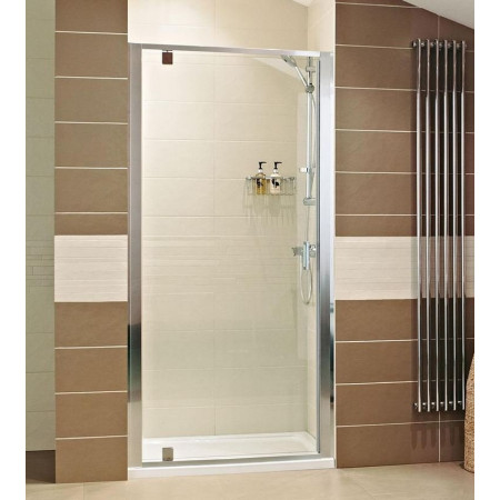 Roman Lumin8 800mm Pivot Shower Door