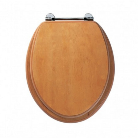 Roper Rhodes Axis Antique Pine MDF Toilet Seat