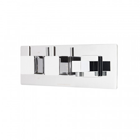 S2Y-Roper Rhodes Event Square Thermostatic Dual Function Shower Valve With Outlet-0