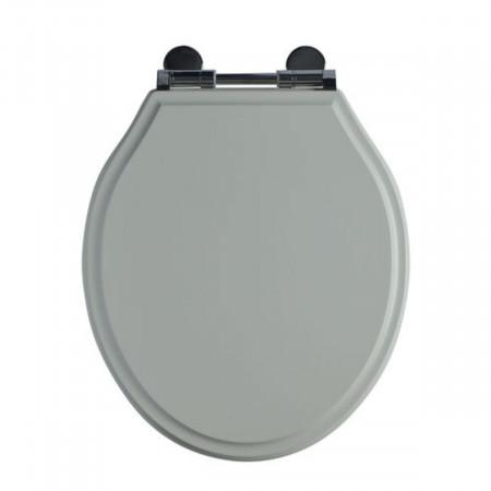 Roper Rhodes Hampton Chalk White Soft Close Toilet Seat