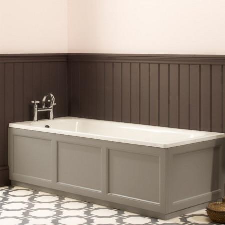 Roper Rhodes Hampton Mocha 1700mm Bath Front Panel