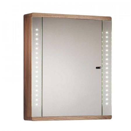 Roper Rhodes Sensory Instinct Walnut Finish LED Cabinet