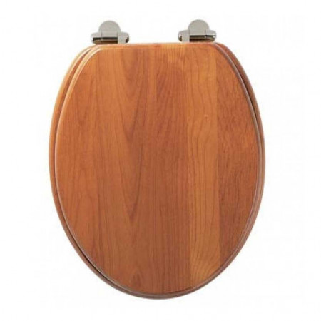 Roper Rhodes Traditional Toilet Seat, Antique pine