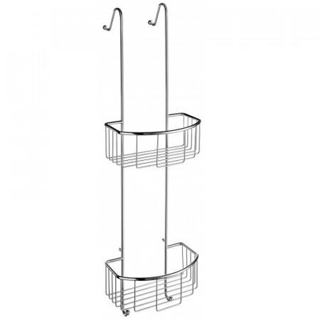 Smedbo Sideline Double Shower Basket  DK1041