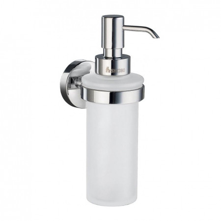 Smedbo Home Glass Soap Dispenser