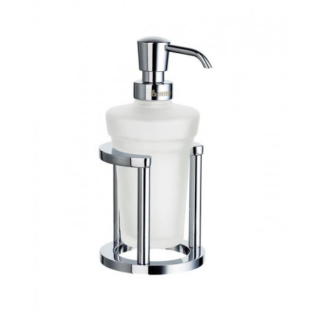 Smedbo Outline Glass Soap Dispenser