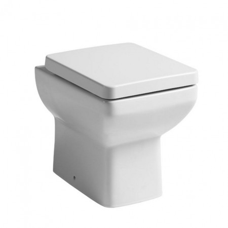 Tavistock Q60 Back To Wall Pan with Soft Close Seat