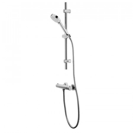 Tavistock Quantum Thermostatic Bar Valve with Multifunction Handset