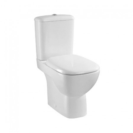 Twyford Moda Flushwise 4/2.6 Litre Close Coupled Back To Wall WC Suite