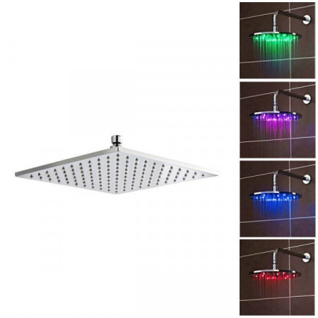 Premier Square LED Fixed Head | STY072 colours