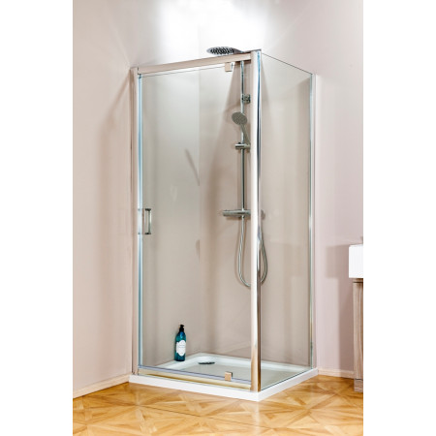 Ajax 760mm Pivot Shower Door
