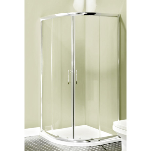 Ajax 900 x 760mm Offset Quadrant Shower Enclosure