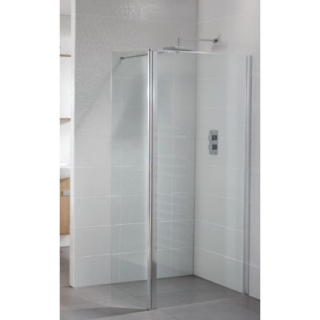 April Identiti2 1400mm Wetroom Panel