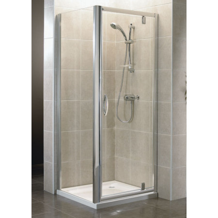 April Identiti2 760mm Pivot Shower Door