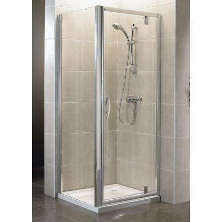 April Identiti2 900mm Pivot Shower Door