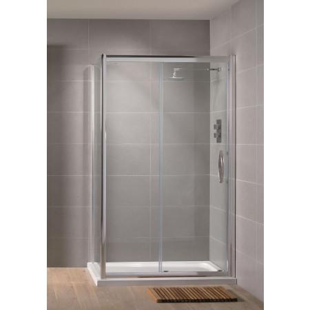 Aquadart Venturi8 1200mm sliding shower door