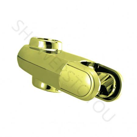 Aqualisa Gold Sliding Handset Holder 215003