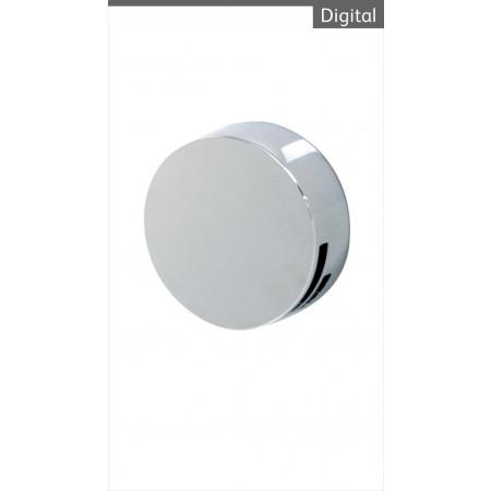 Aqualisa Quartz Digital Bath With Bath Fill Gravity Fed