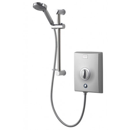Aqualisa Quartz Electric Shower 9.5KW Chrome