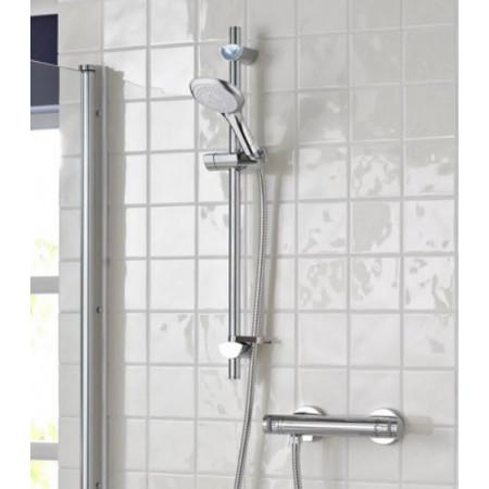 Bristan Artisan Mixer Shower & Single Mode Shower Kit