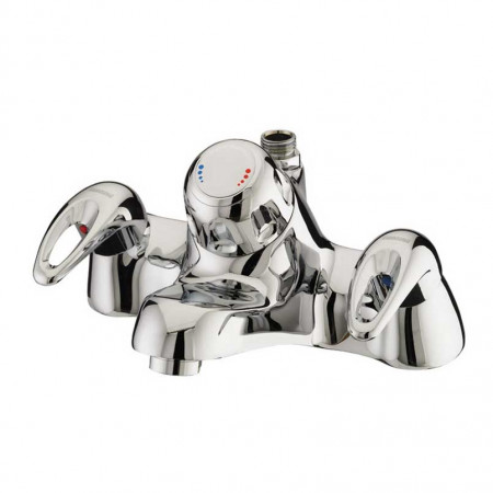 Bristan Java Bath Filler with Thermostatic Shower