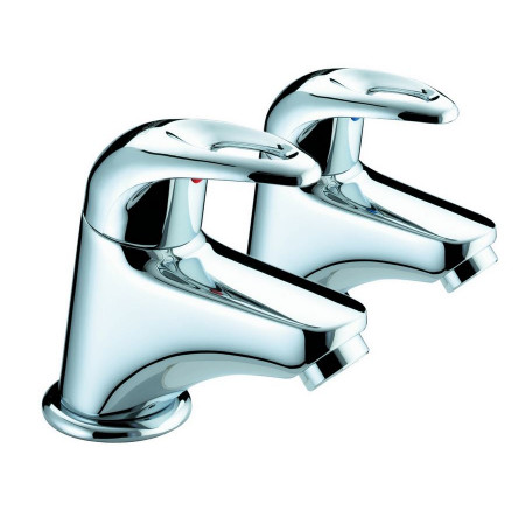 Bristan Java Chrome Bath Taps