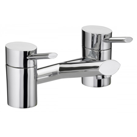 Bristan Oval Bath Filler Chrome