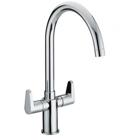 BRISTAN Quest Easy Fit Monobloc Sink Mixer Chrome Plated