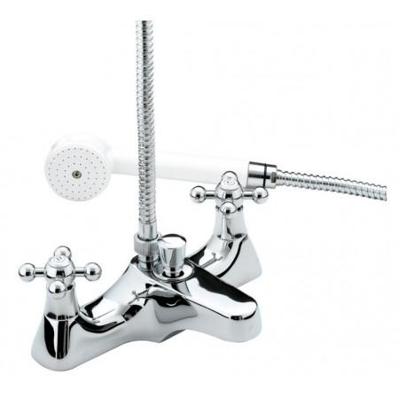 Bristan Regency Deck Mounted Bath Shower Mixer