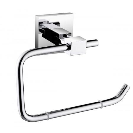 Bristan Square Chrome Toilet Roll Holder