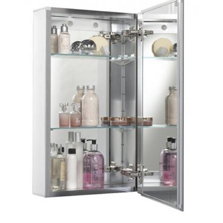 Croydex Medina Single Door Cabinet