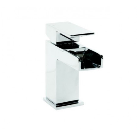 Dunk Mono Basin Mixer with Push Button Waste