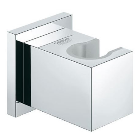 Grohe Euphoria Chrome Cube Shower Holder-1