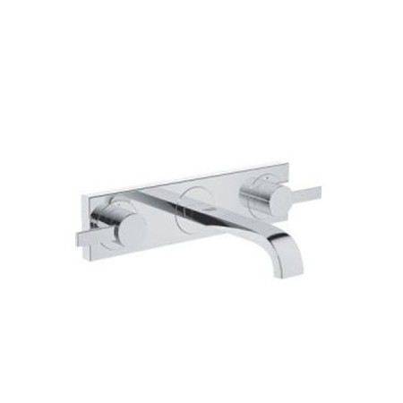S2Y-Grohe Spa Allure Wall Mounted Basin Mixer with 180mm Spout-1